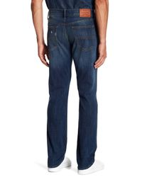 """Lucky Brand - Blue 121 Heritage Slim Fit Jeans - 30-34"""" Inseam for Men - Lyst"""