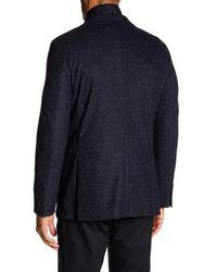 Bugatchi - Blue Removable Interior Blazer for Men - Lyst