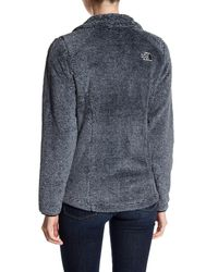 The North Face - Black Mossbud Swirl Water Resistant Jacket - Lyst