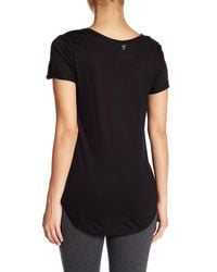 Betsey Johnson - Black Will Sweat For Champagne Tee - Lyst