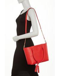 Tory Burch Red Fleming Shoulder Bag