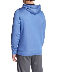 Psycho Bunny - Blue Lounge Thermo Active Hoodie for Men - Lyst