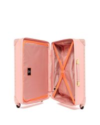 "Vince Camuto - Pink 24"" Spinner Hardside Suitcase - Lyst"