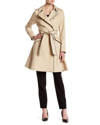 Ted Baker Natural Gilliy Double Breasted Trench Coat