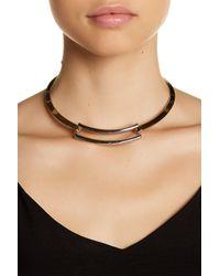 House of Harlow 1960 - Metallic Coronado Statement Necklace - Lyst