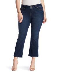 2e45062bee0 Lyst - Lucky Brand Emma Bootcut Jean (plus Size) in Blue