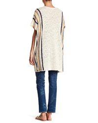 Rip Curl - Multicolor Mirabel Short Sleeve Cardigan - Lyst