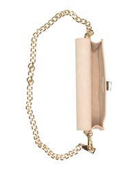 Steve Madden Multicolor Rhinestone Embellished Belt Bag