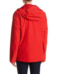 The North Face - Red Highanddry Triclimate 2-in-1 Jacket - Lyst