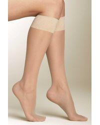 Spanx Natural Spanx Sheer Knee Highs