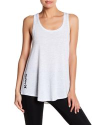 Hurley | White Little Dri Fit Tank | Lyst