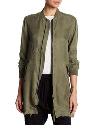 Fate - Green Zip Jacket - Lyst