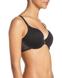 Chantelle - Black C-ideal Underwire T-shirt Bra - Lyst