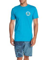 O'neill Sportswear Blue Supply Tee for men