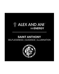 ALEX AND ANI - Multicolor St. Anthony Expandable Wire Bangle - Lyst