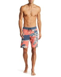 Volcom Multicolor 3 Quarta Stoney Board Short for men