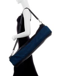 Deux Lux Black Bare Yoga Bag