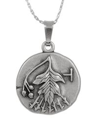 ALEX AND ANI - Metallic Rulers Of The Woods Hawthorn Expandable Necklace - Lyst