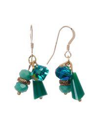 ALEX AND ANI - Metallic Spring Meadow Drop Earrings - Lyst
