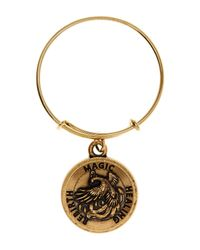 ALEX AND ANI - Metallic Phoenix Expandable Wire Ring - Lyst