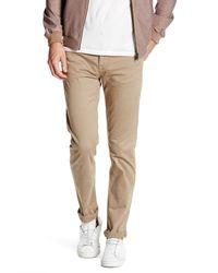 Joe's Jeans | Natural Gianni Brixton Straight & Narrow Pant for Men | Lyst