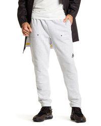 Adidas Originals | Multicolor Postgame Fleece Sweatpant for Men | Lyst