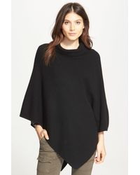 Joie - Black 'loysse' Wool & Cashmere Cowl Neck Sweater - Lyst