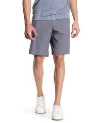 Adidas Originals | Gray Climalite 3 Stripes Short for Men | Lyst