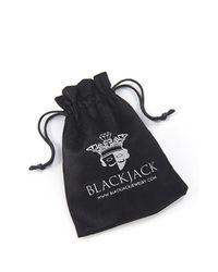 Blackjack - Multicolor Religious Pendant Beaded Necklace - Lyst