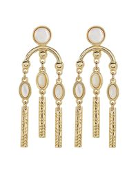 House of Harlow 1960 | Metallic Desert Oasis Drop Earrings | Lyst