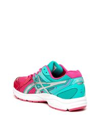 Asics | Pink Gel-contend Gs Sneaker - Wide Width Available (big Kid) | Lyst