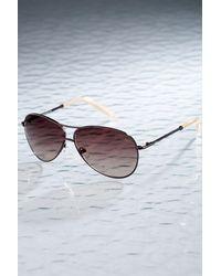 Cole Haan - Multicolor Womens Aviator Sunglasses - Lyst