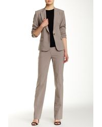 Theory - Gray Max 2 Stretch Pant - Lyst