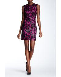 Diane von Furstenberg Black 'kaleb' Dress