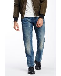 PRPS | Blue Grison Distressed Slim Fit Jean for Men | Lyst