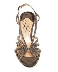 J. Reneé Brown Evra Dress Sandal - Wide Width Available