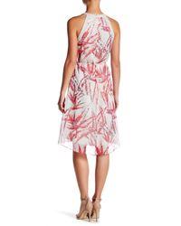 T Tahari | Red Zadie Dress | Lyst