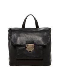 Liebeskind Berlin | Black Fernanda Leather Shoulder Bag | Lyst