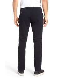 Good Man Brand - Blue 'goodx' Slim Fit Pants for Men - Lyst