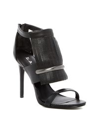 L.A.M.B. | Zayn Heel - Black Leather | Lyst