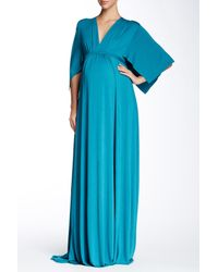 Rachel Pally | Blue Long Caftan Dress | Lyst