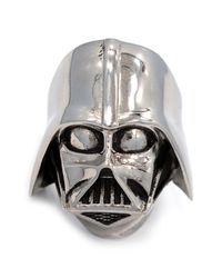 Han Cholo | Metallic Darth Vader Ring for Men | Lyst