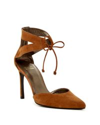 Stuart Weitzman | Brown High Calling Sandal- Wide Width Available | Lyst