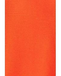 Trouvé | Orange Corrugated Stitch Pullover | Lyst