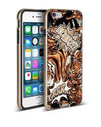 Nicole Miller Multicolor Iphone 6s Case - Comic Tiger
