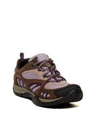 Merrell - Brown Azura Waterproof Hiking Shoe - Lyst