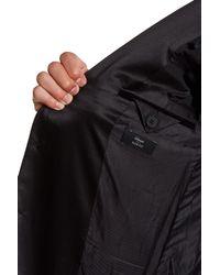 Antony Morato - Black Velvet Slim Fit Blazer for Men - Lyst