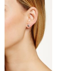 Lucky Brand - Multicolor Carved Ear Jacket Earrings - Lyst