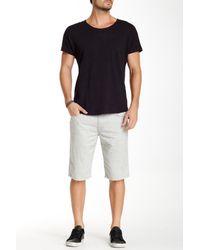 Joe's Jeans | Gray Five Pocket Short for Men | Lyst