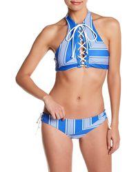 Lovers + Friends - Blue Dive In Bikini Bottom - Lyst